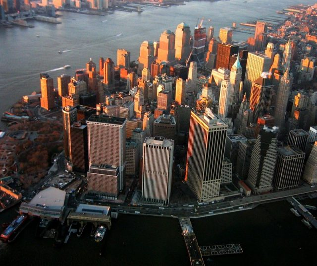 helikopter tour new york