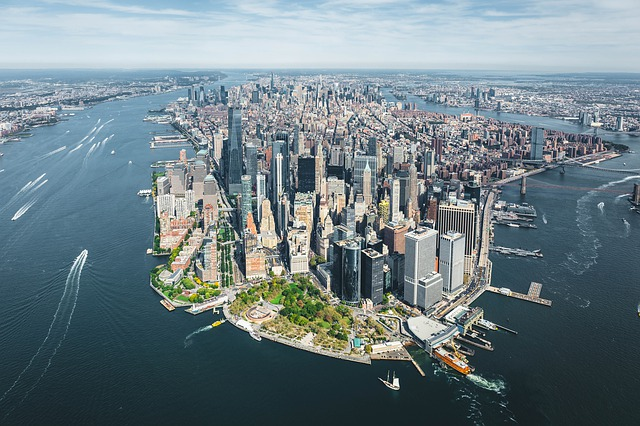 Deluxe Manhattan Helicopter Tour<br>