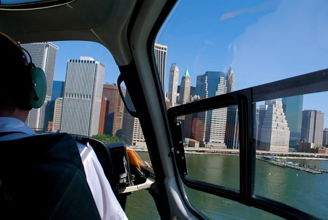 top 10 helikoptervlucht new york